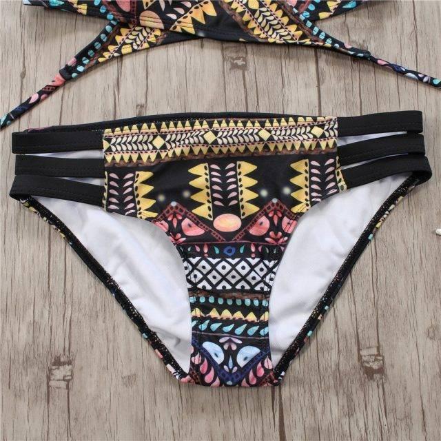 Women's Boho Bikini Set Bohemian Swimsuits & Bikinis