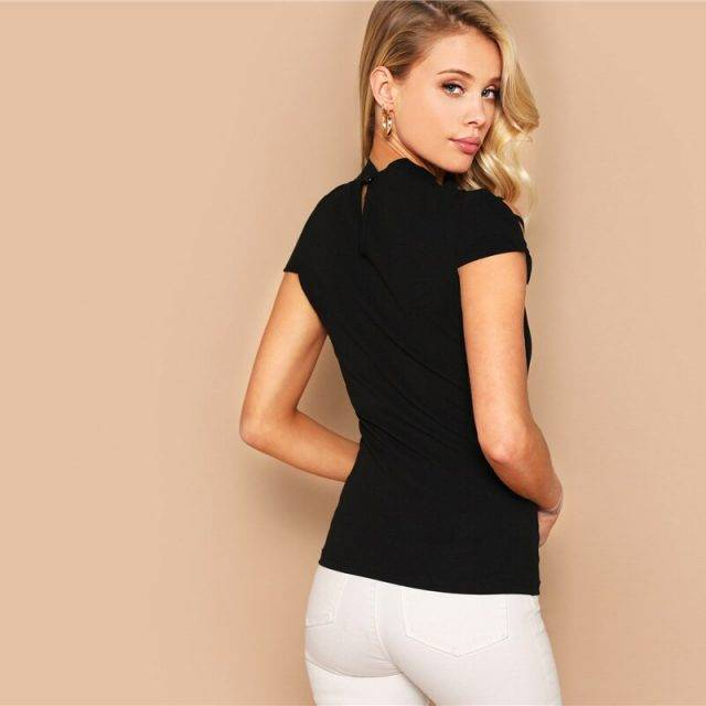 Women's Sexy Cut-out Design Top