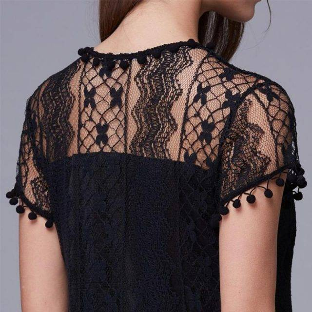 Women's Summer Beach Lace Dress Boho Dresses Boho mini dresses Lace Dresses