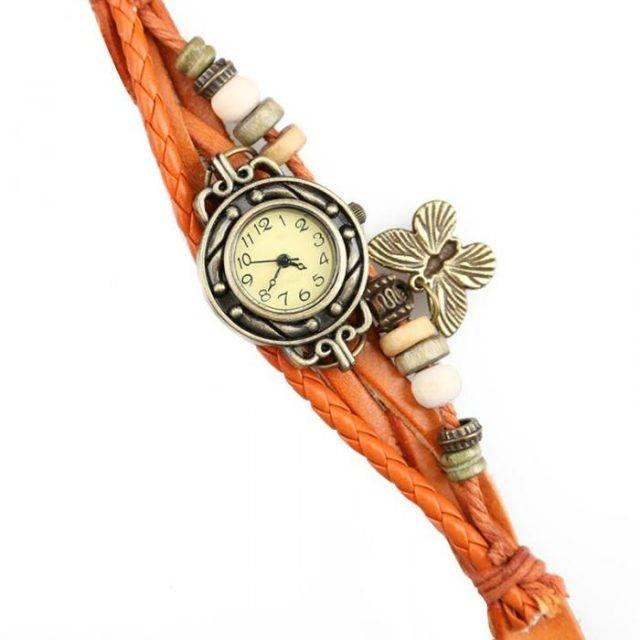 Hippie Chic Boho Bracelet Watch
