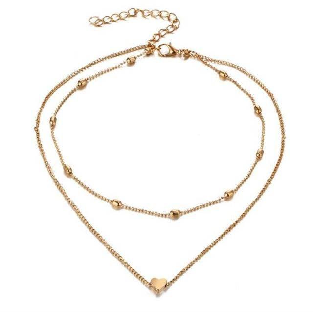 Little Heart Pendant Necklace