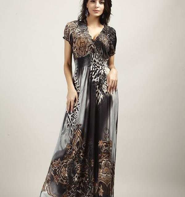 Long Maxi Summer Dress Boho Dresses Maxi Dresses
