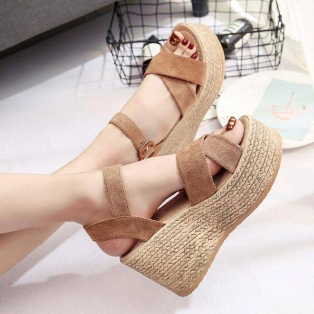 Summer Platform Women's Sandals Boho Shoes & Sandals