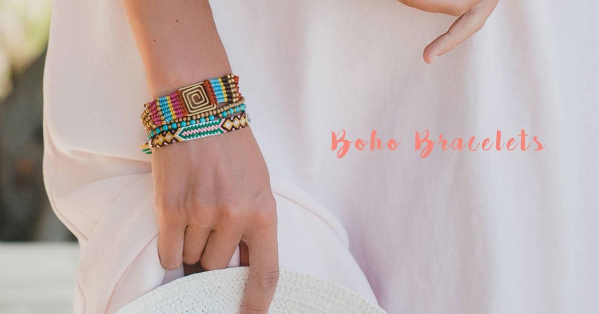 Awe-inspiring Boho Bracelets