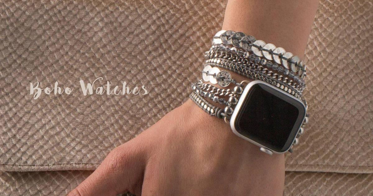 Unique Boho Watches